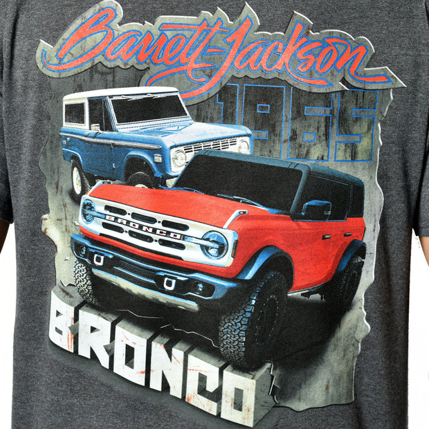Bronc on the Rocks Tee