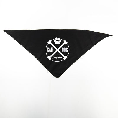 Dog Bandana Black