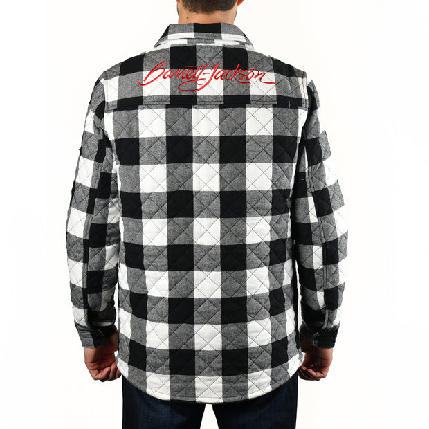 Men's Checkered Button Down