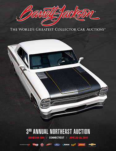 2018 Northeast Auction at Mohegan Sun Digital Catalog