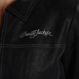 Signature Leather Jacket - Women's