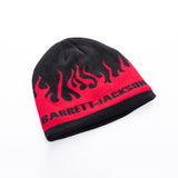 2019 Flames Knit Hat