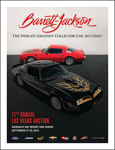 2018 Barrett-Jackson Las Vegas Digital Catalog