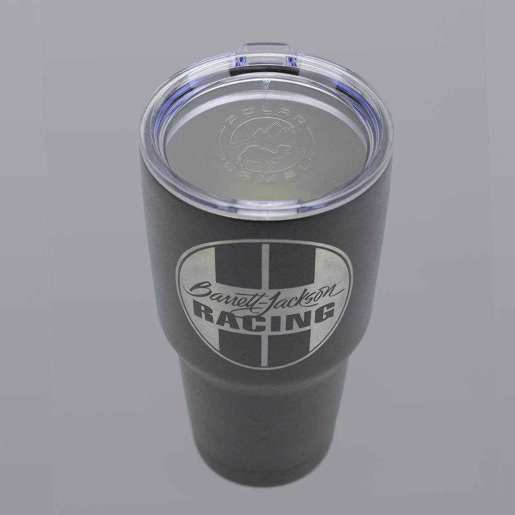 Etched Racing Tumbler