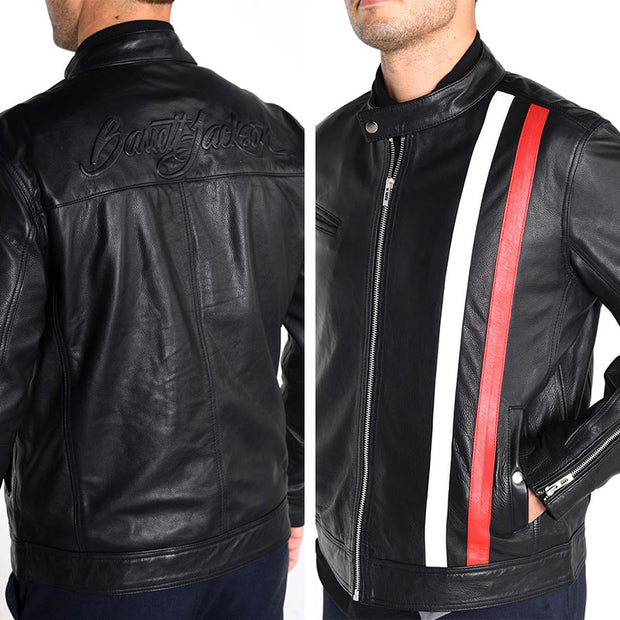 Moto Leather Jacket