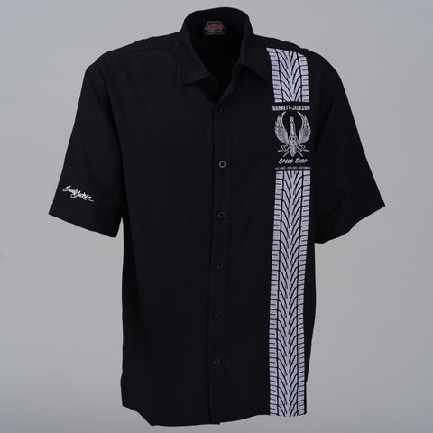 Black Driving Polo