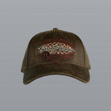 Tribal Waxed Hat
