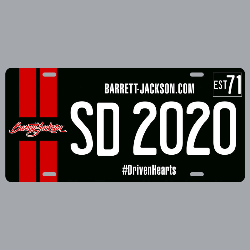 SD 2020 Plate