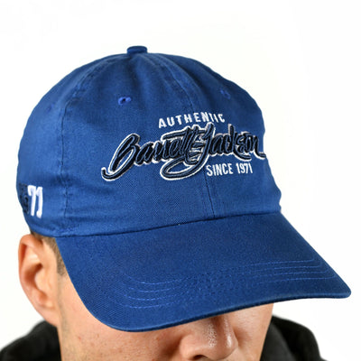 Men's Blue Steveo Hat