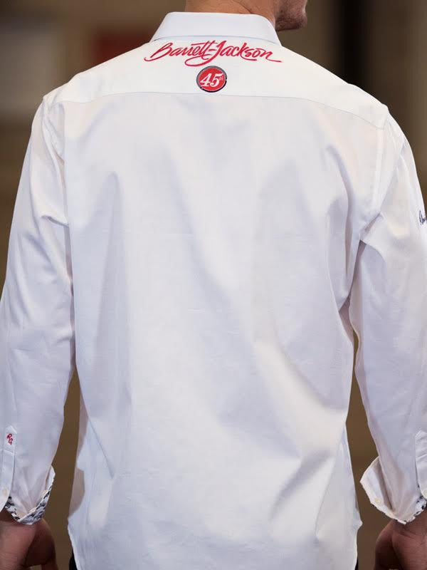 Robert Graham Limited Edition White Shirt
