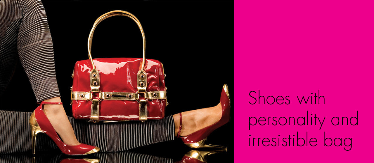 handbags to match your shoes