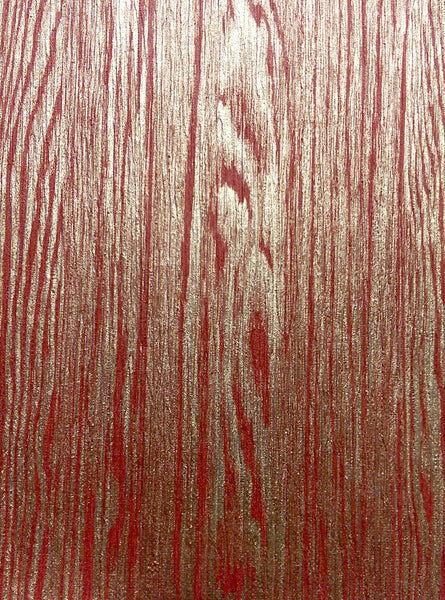 Metallic Wood (Red)