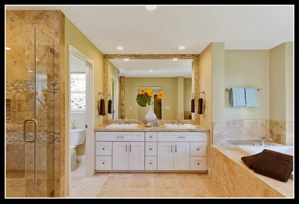 Rta Cabinets And Vanities; White Maple