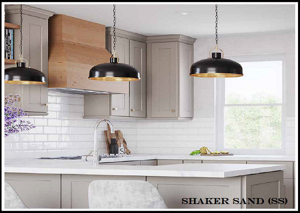 Kitchen Cabinets example