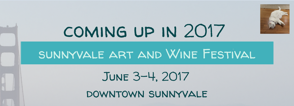 COMING UP: Sunnyvale Art and Wine Festival 2017