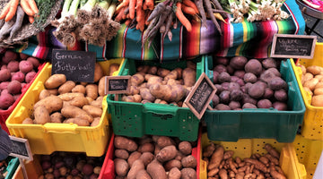 Local Farmers' Markets (Go Before They're Gone!)