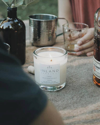 Inland Candle Tabletop