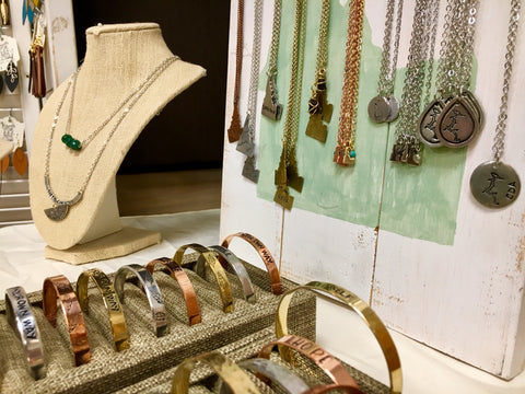 Fairwells Jewelry Display
