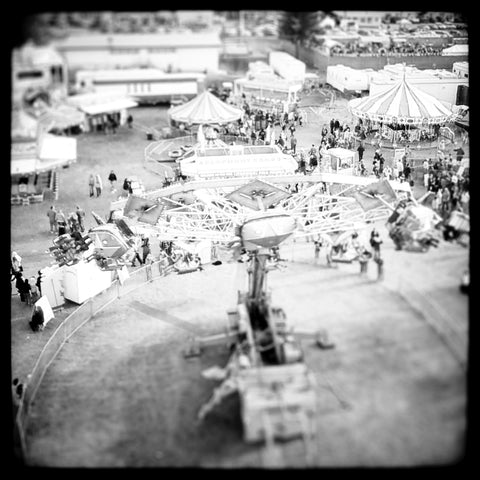Paul Bunyan Days Aerial