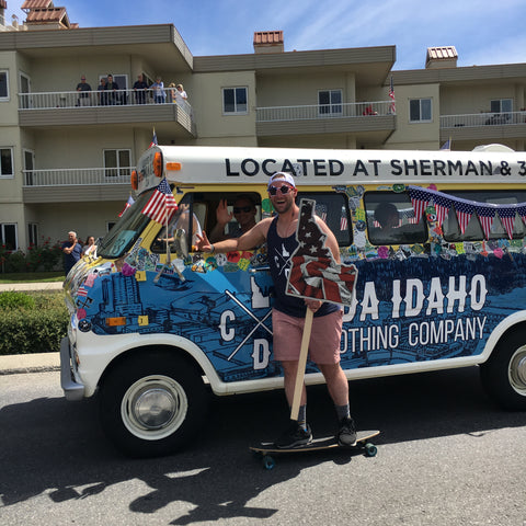 CDA Idaho - July 4th Parade