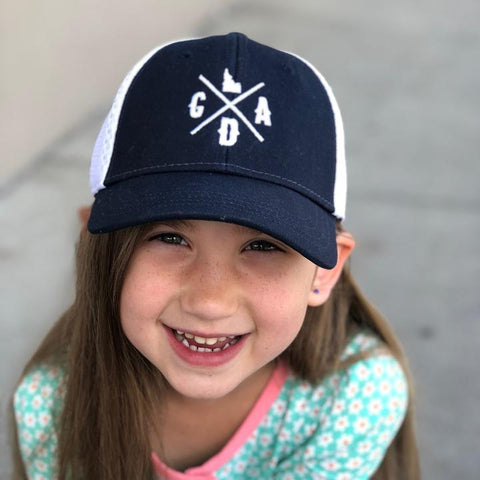 CDA Idaho Kids Hat