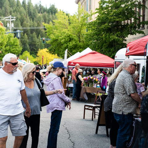 Downtown CdA Farmers Market