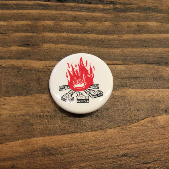 Idaho Campfire Button