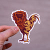 Buffalo Chicken Sticker