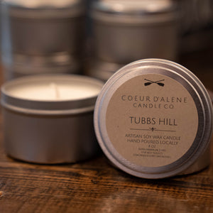 CDA Candle Co - Tubbs Hill