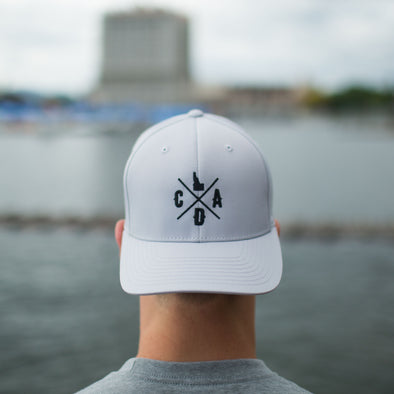 Flex Fit Silver CDA Hat