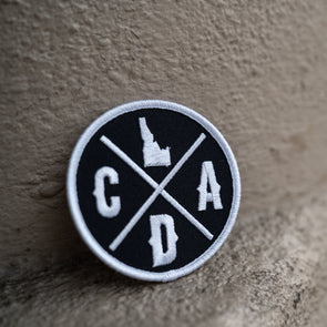 CDA Idaho Logo Patch