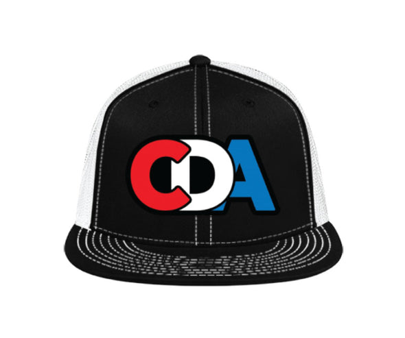 CDA Space Program Flat Bill Hat