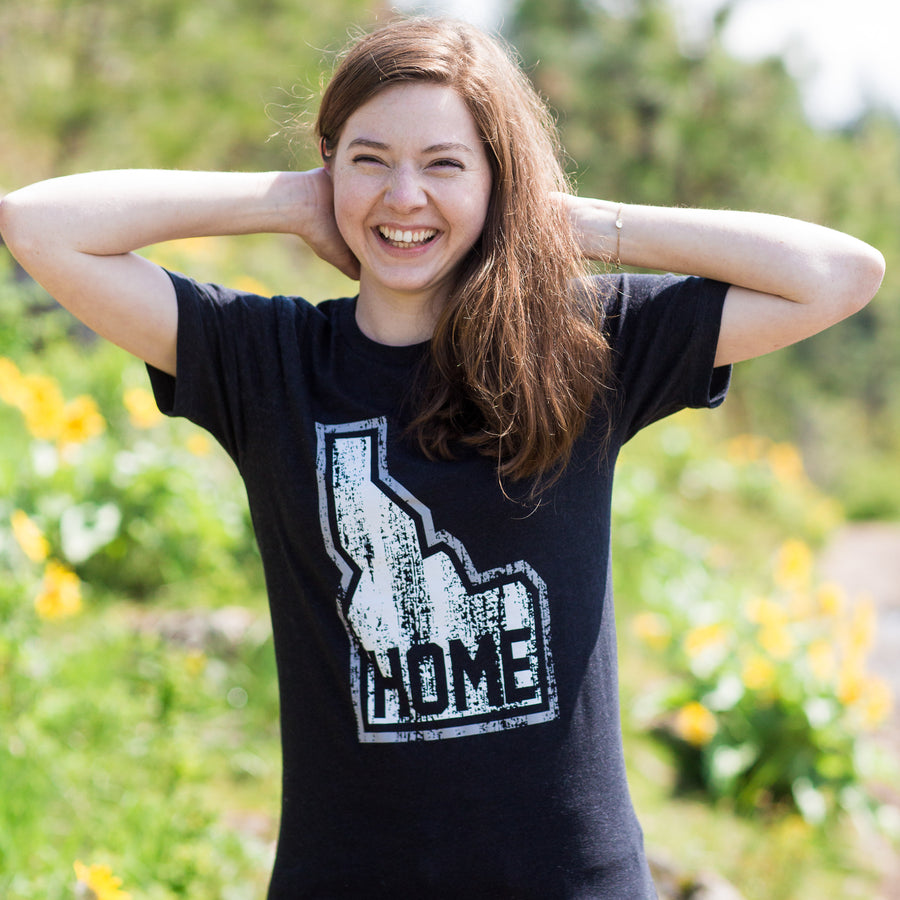Idaho Home Grunge Tee