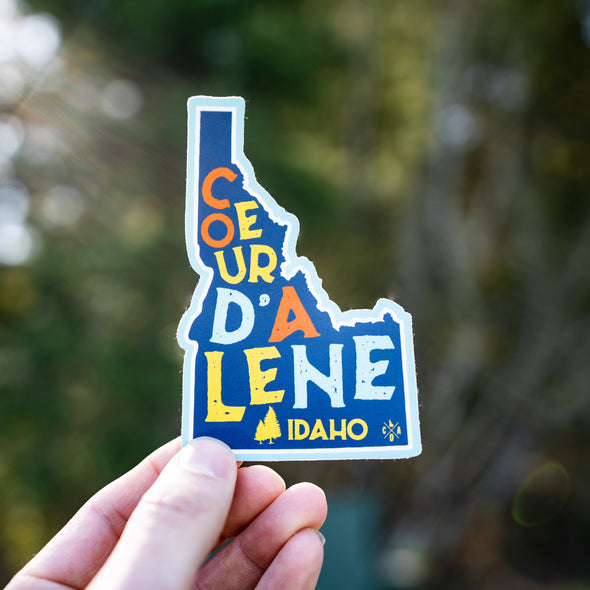 Coeur d'Alene Is For Kids