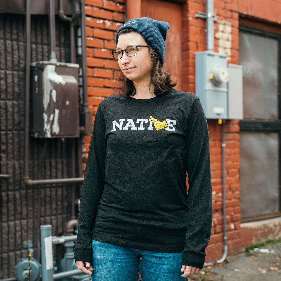 Idaho Native Long Sleeve Tee