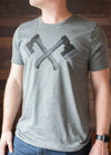 Dual Idaho Hatchet Tee