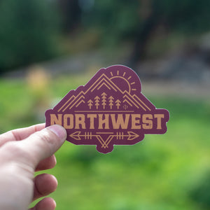 Epic Northwest Sticker