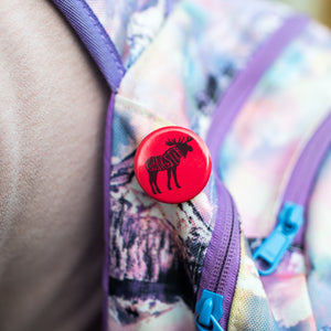 Gangster Moose Button