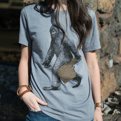 Bigfoot Idaho Tee