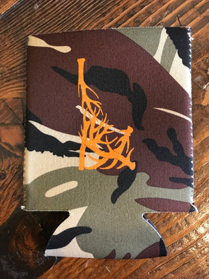 Idaho Antler Camo Coozie Number 2