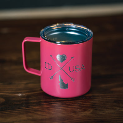 Idaho Love USA Townie Insulated Mug