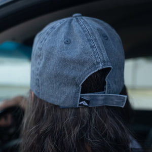 Coeur d'Alene Lake Dad Denim Hat