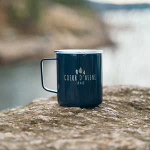 Midnight Tourist Townie Insulated Mug