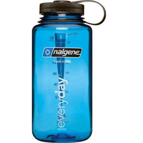 Nalgene 32oz - Blue w/Black Lid
