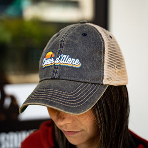 CDA Summer Sunset Hat
