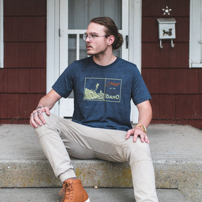 Tubbs Hill Waterline Tee