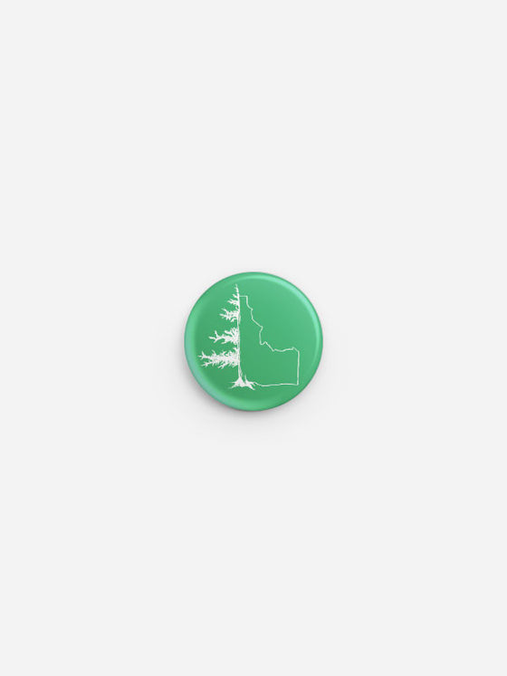 Green IdaTree Button
