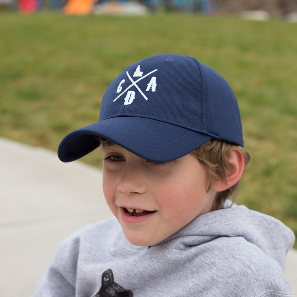 Kids Navy Blue Hat