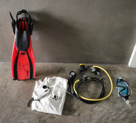 scubalooks scuba gear essentials