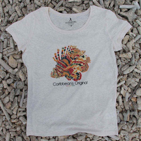 Lion Fish Rasta T-shirt
